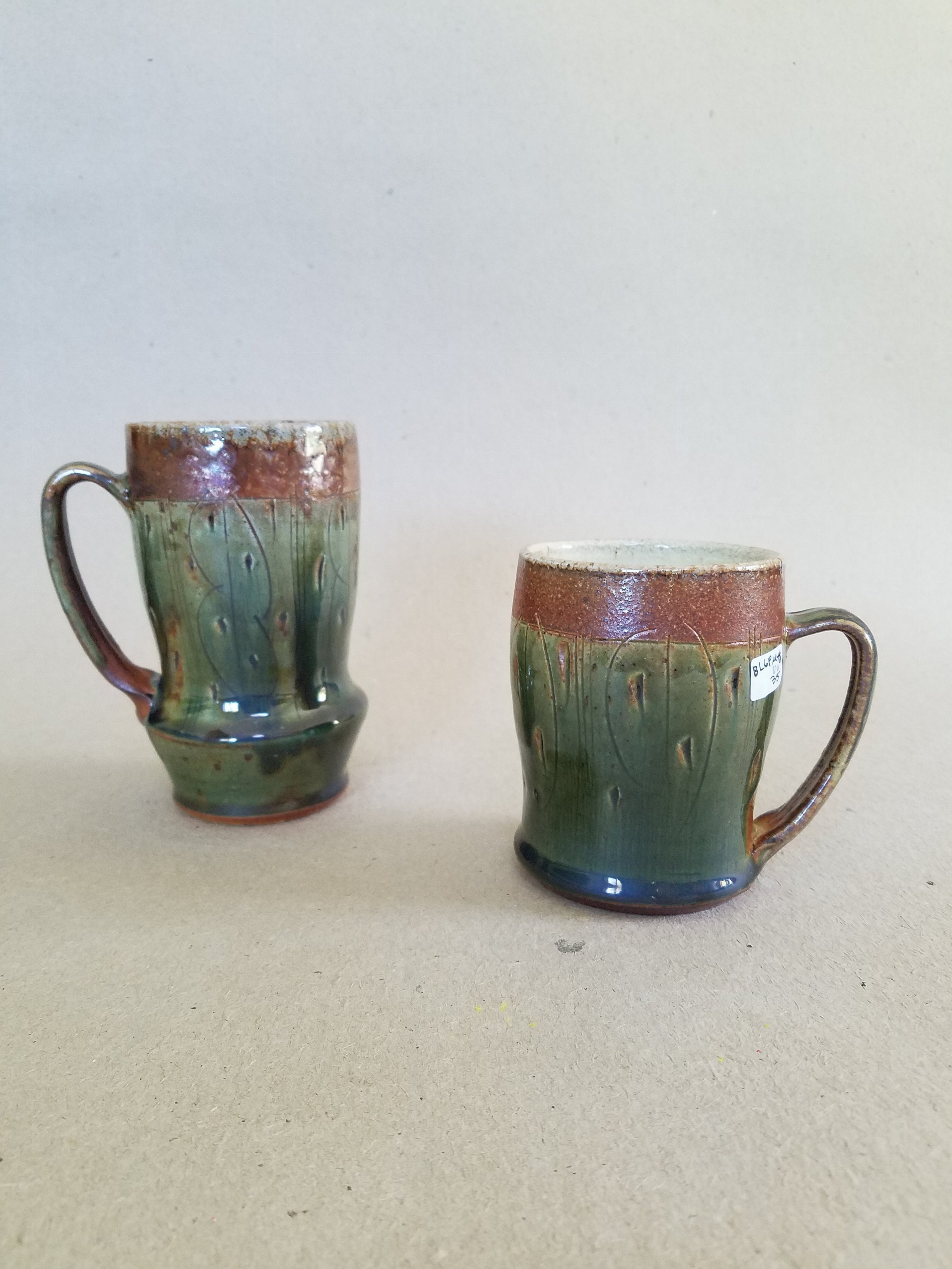 BL garden party mugs