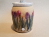 MKS tulip cookie jar